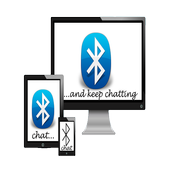 Bluetooth Multi Chat icon