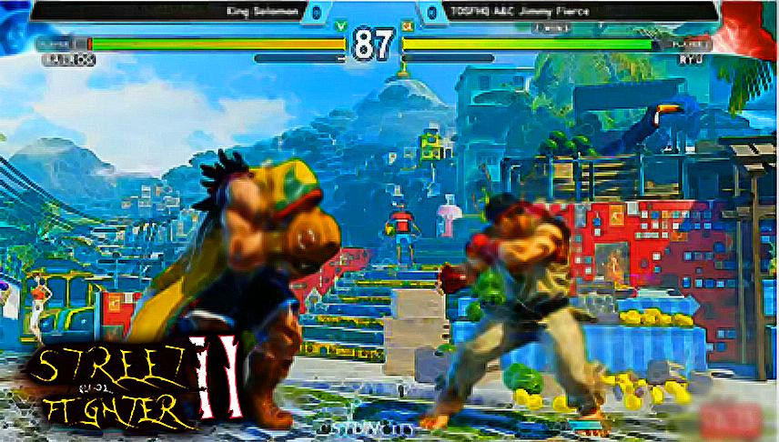 How To Play Street Fighter 2 for Android - APK Download