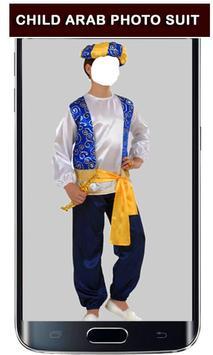 Child Arab Photo Suit New apk screenshot