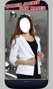 Women Jocket Suit Maker apk screenshot