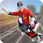 Real Skateboard Party icon