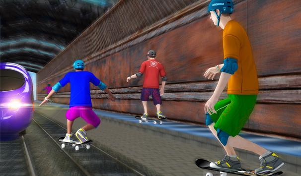 Real Skateboard Party screenshot 8