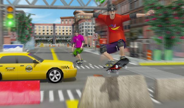 Real Skateboard Party screenshot 11