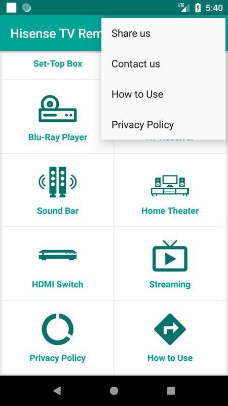 Hisense App Download