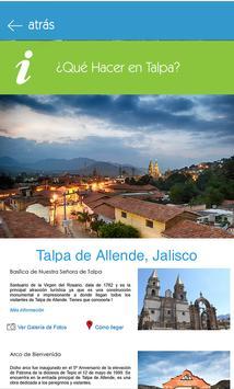 Guia Talpa screenshot 1