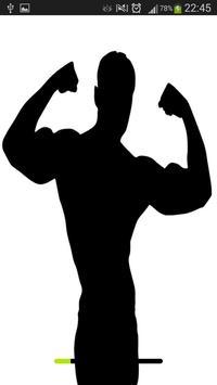 بناء الاجسام و تكبير العضلات poster