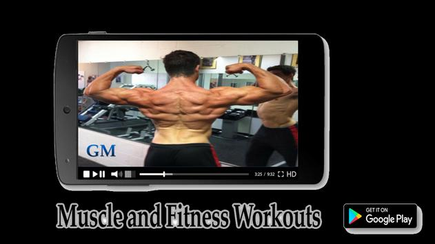 Muscle and fitness workouts for android apk download muscle and fitness workouts malvernweather Images