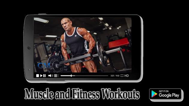 Muscle and fitness workouts for android apk download muscle and fitness workouts muscle and fitness workouts 1 malvernweather Images