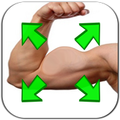 Muscle Editor - Bodybuilding icon