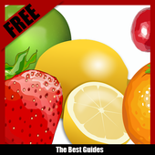 Fruit Matching Mania For Kids icon