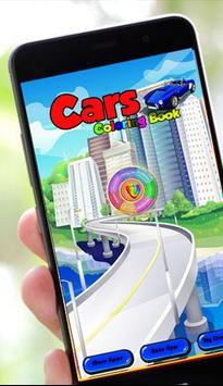 Cars Coloring Pages screenshot 2