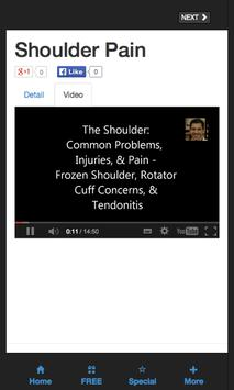 Shoulder Pain apk screenshot