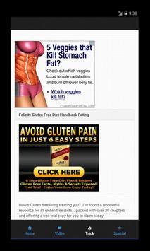 Gluten Free Diet Weight loss screenshot 4