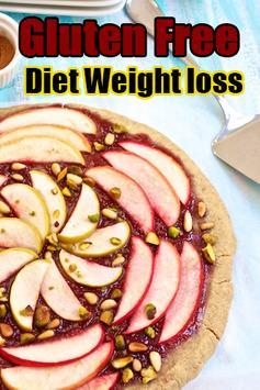 Gluten Free Diet Weight loss poster