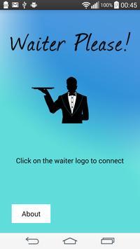 Waiter Please! poster