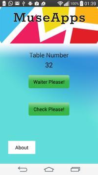 Waiter Please! apk screenshot