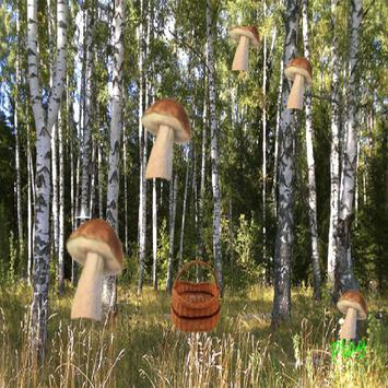 mushrooms and busket apk screenshot