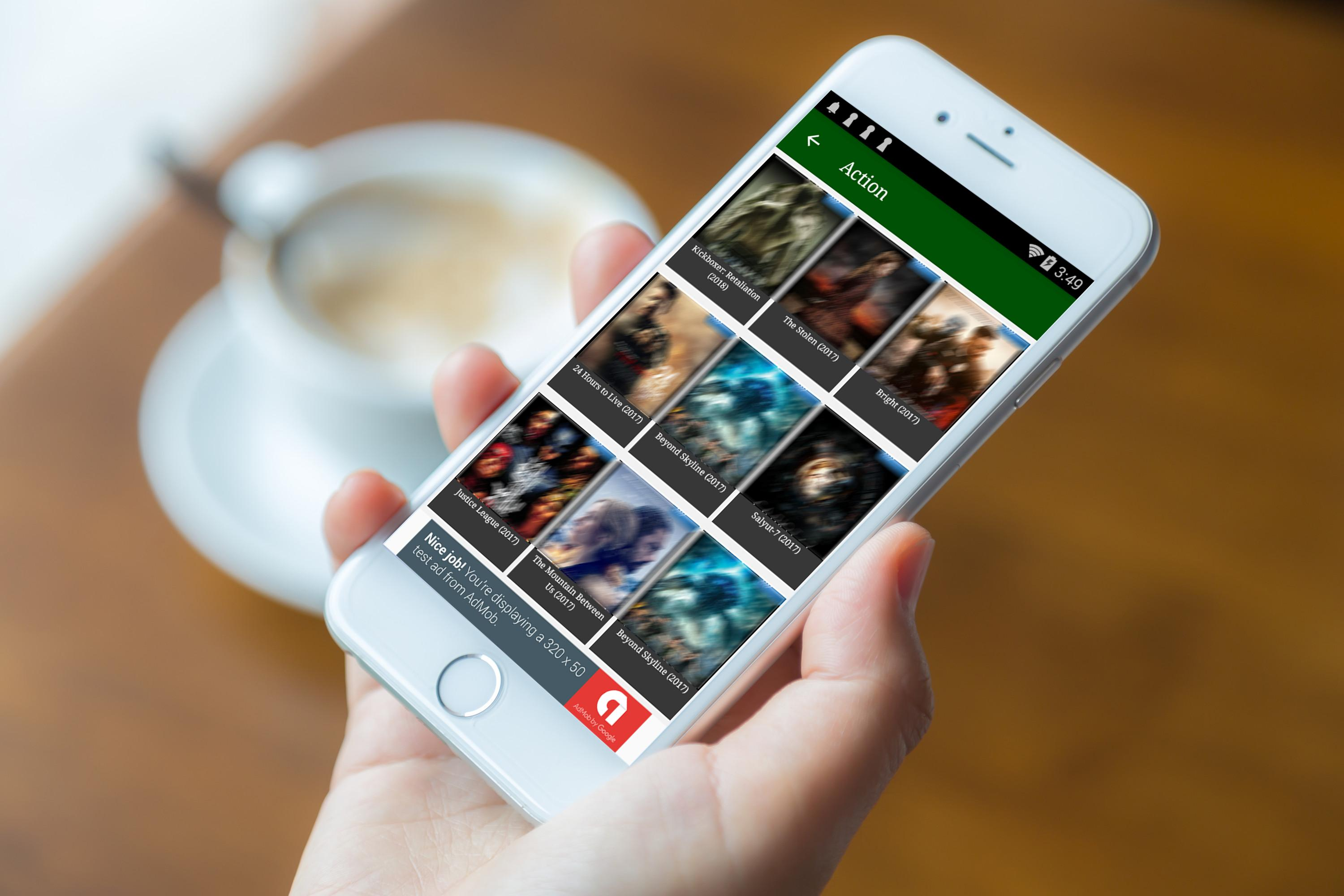 Hot Movies 2018 - Movies HD Premium for Android - APK Download