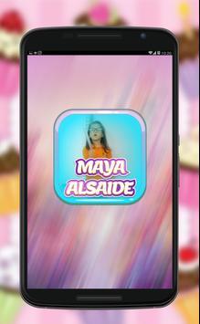 Maya Alsaide Songs apk screenshot