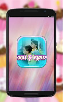 Jad And Eyad Songs poster