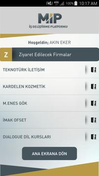 MİP - Müsiad İş Geliştirme apk screenshot