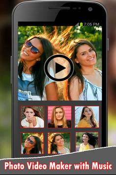 Photo Video Maker With Music screenshot 4