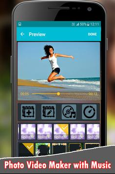 Photo Video Maker With Music screenshot 6