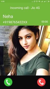 Fake Call Girlfriend poster
