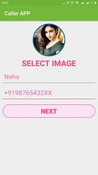 Fake Call Girlfriend apk screenshot