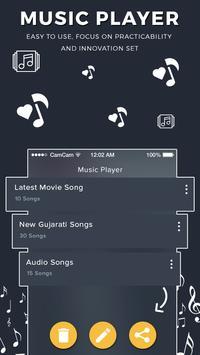 XX Music Player 2018 🎼 apk screenshot