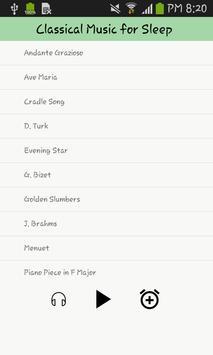 Classical Music for Sleep screenshot 2