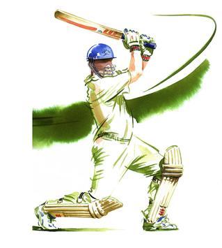 Cricket 2017 poster