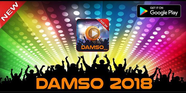 Damso 2018 poster