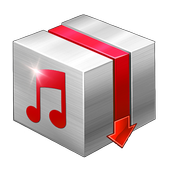 Simple Download Music icon
