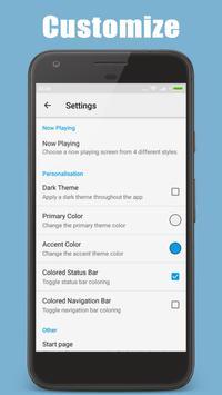 Free Music Player HD screenshot 4