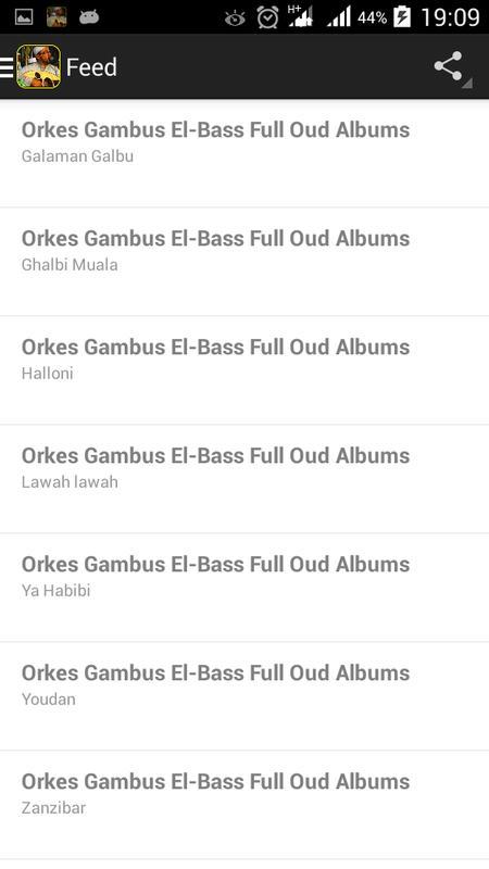 Orkes gambus balasyik for android apk download.