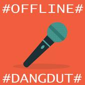 Karaoke Offline Dangdut icon