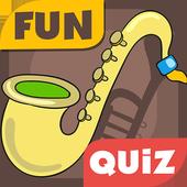 Music Instruments Fun Quiz icon