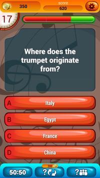 Music Instruments Fun Quiz apk screenshot