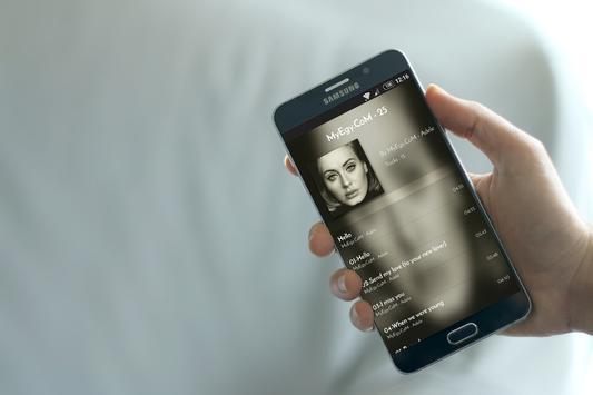 LaMuzik - Music Player apk screenshot