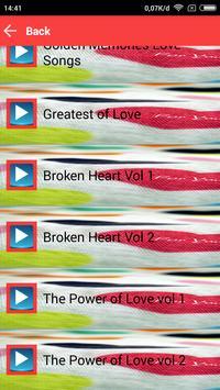 Music Love Songs apk screenshot