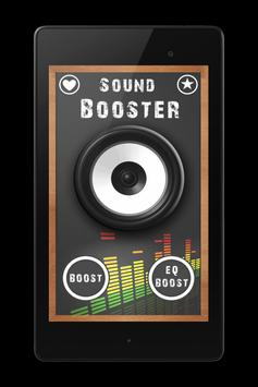 Volume Booster - max music and ringtone sound screenshot 4