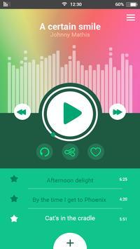 Trending Music Player screenshot 2