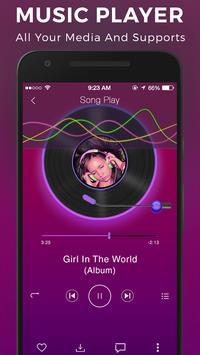 Trending Music Player screenshot 5