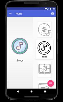 Android Mp3 Music Player Free Nougat poster