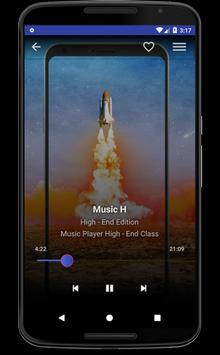 Android Mp3 Music Player Free Nougat screenshot 7