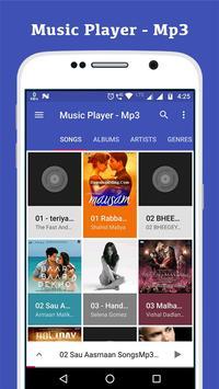 Music Player - Mp3 screenshot 1