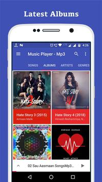 Music Player - Mp3 screenshot 2