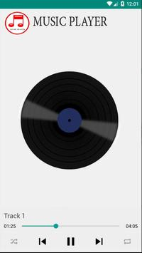 tube mp3 music player poster