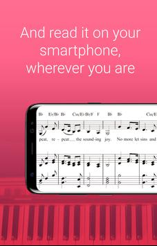 My Sheet Music screenshot 2